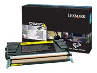 Lexmark Yellow Toner Cartridge for C746 & C748 Color Laser Printer Series