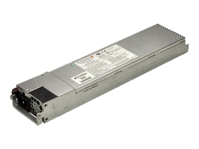 Supermicro 500W Platinum Redundant P S, 1U, PWS-501P-1R