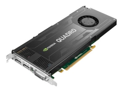 Lenovo NVIDIA Quadro K4200 PCIe 3.0 Graphics Card, 4GB GDDR5, 4X60G69026, 18174076, Graphics/Video Accelerators