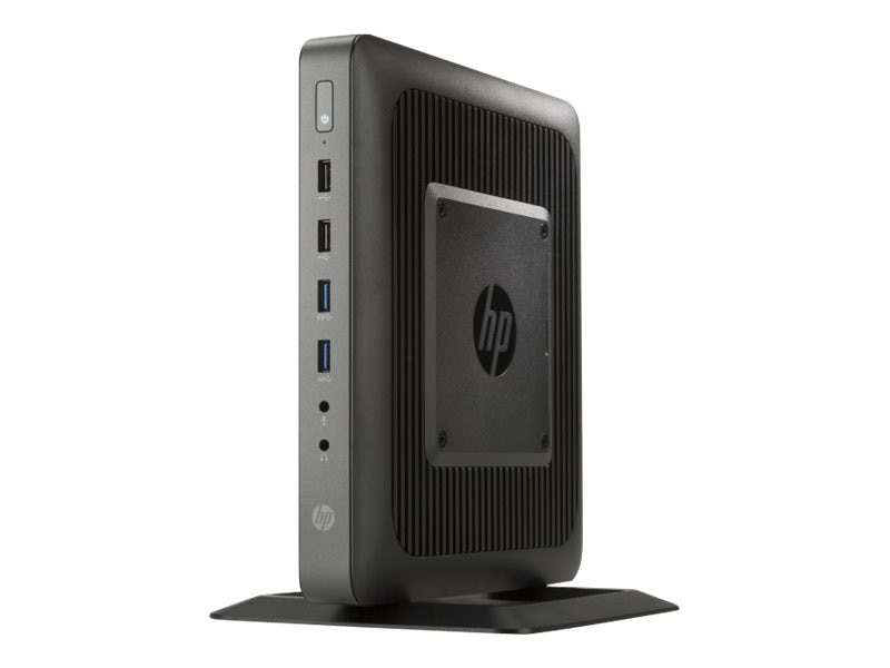 HP Smart Buy t620 Flexible Thin Client AMD QC GX-415GA 1.5GHz 4GB RAM 16GB Flash GbE abgn ac WES7E, G4S77UT#ABA, 16889019, Thin Client Hardware