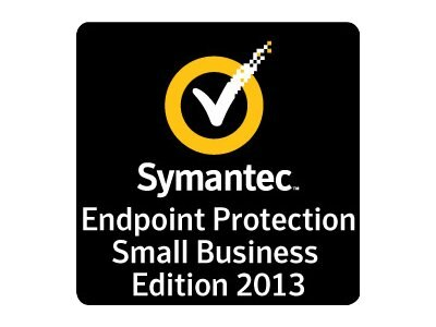 Symantec Corp. Express Endpoint Protection SBE 2013 per User Hosted& OnPremise Sub Upfront 12M Band D