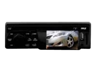 Pyle BT In-Dash Digital Reveiver Head Unit Media Player w  3 LCD Monitor, PLD34MUB