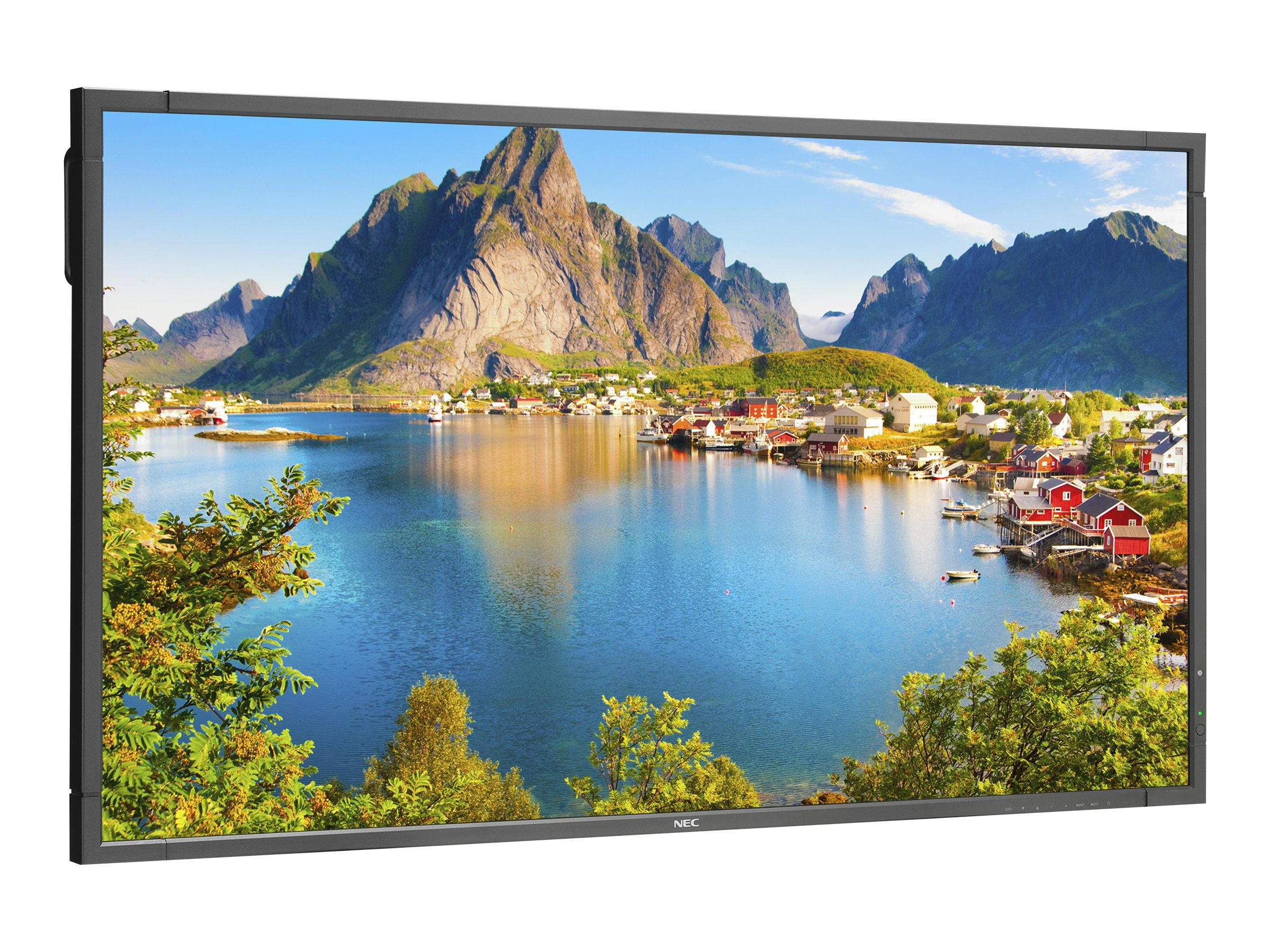 NEC 80 E805 Full HD LED-LCD Commercial Display with Integrated Tuner, E805-AVT
