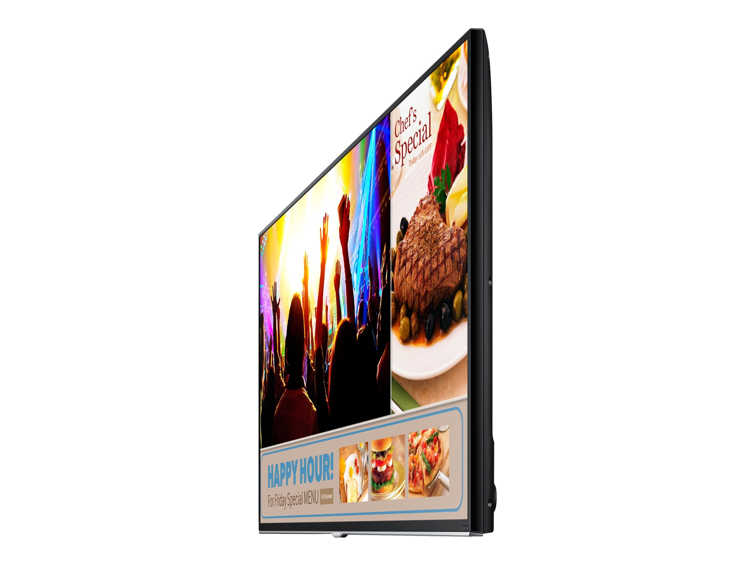 Samsung 40 RM40D Full HD LED-LCD SMART Signage TV, Black, RM40D