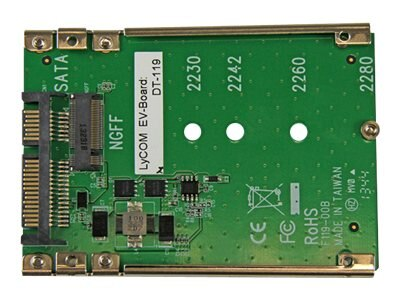 StarTech.com M.2 Solid State Drive to 2.5 SATA Adapter Converter, SAT32M225
