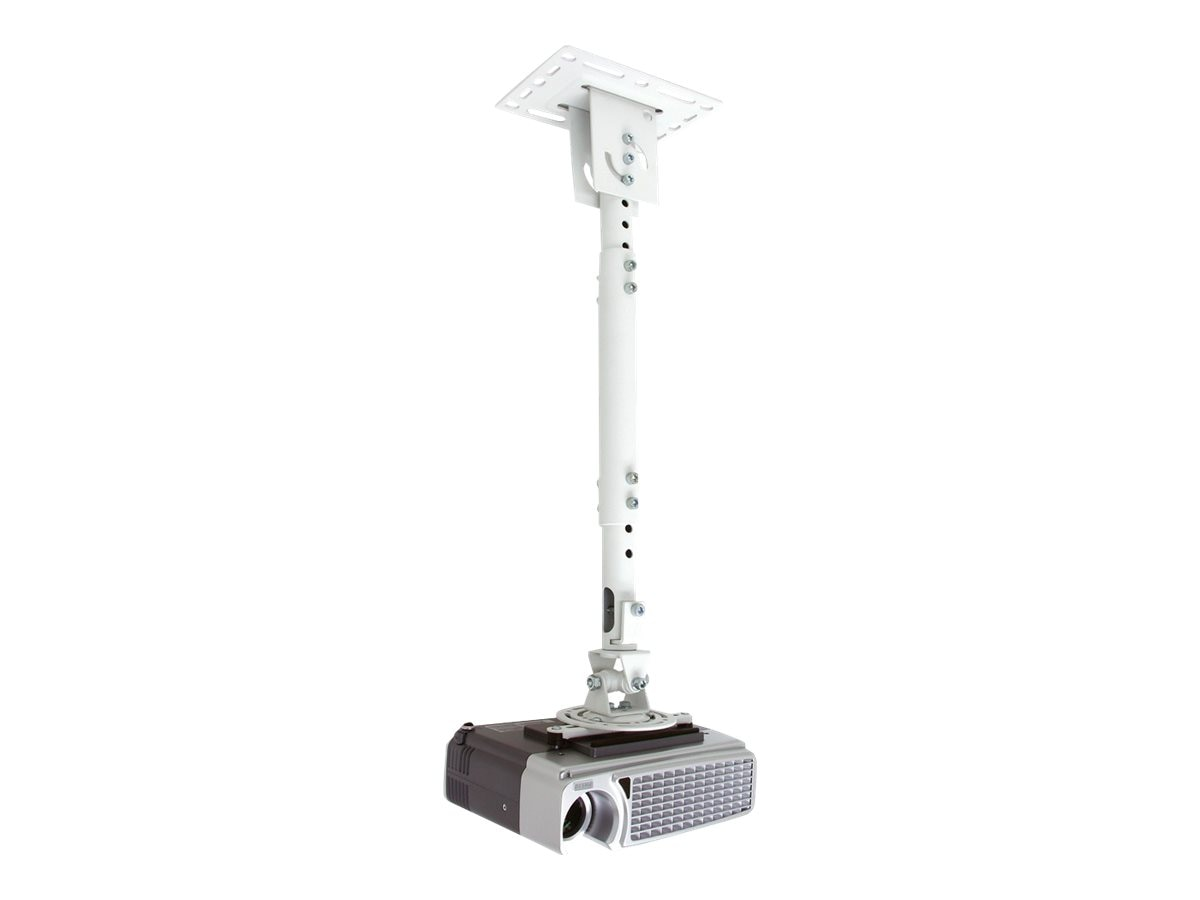 Atdec Universal Ceiling Projector Mount, TAA-Compliant, TH-WH-PJ-CM/TAA