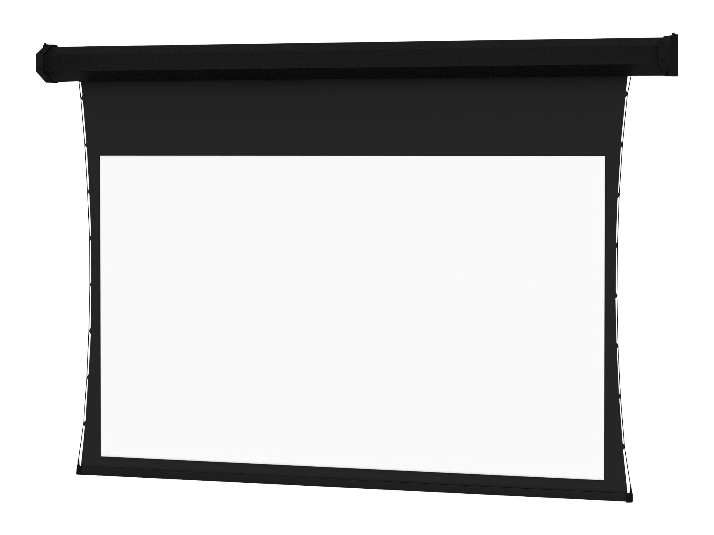 Da-Lite Tensioned Cosmopolitan Electrol Projection Screen, Da-Mat, 65 x 116