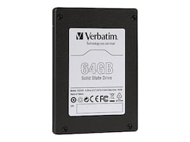 Smartdisk 64GB SATA 3Gb s 2.5 Internal Solid State Drive - No Acces, 47477, 13510261, Solid State Drives - Internal