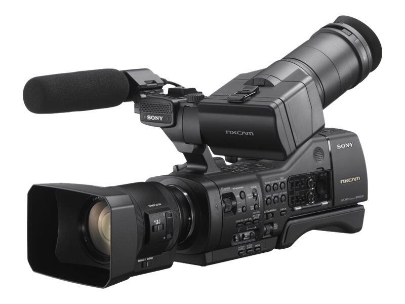 Sony NEX-EA50UH Entry-Level Large Sensor NXCAM Camcorder