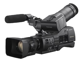 Sony NEX-EA50UH Entry-Level Large Sensor NXCAM Camcorder, NEXEA50UH, 15631999, Camcorders