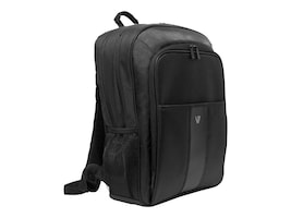 V7 Professional 2 Backpack 17 Notebook Case, CBP22-9N, 19554927, Carrying Cases - Notebook