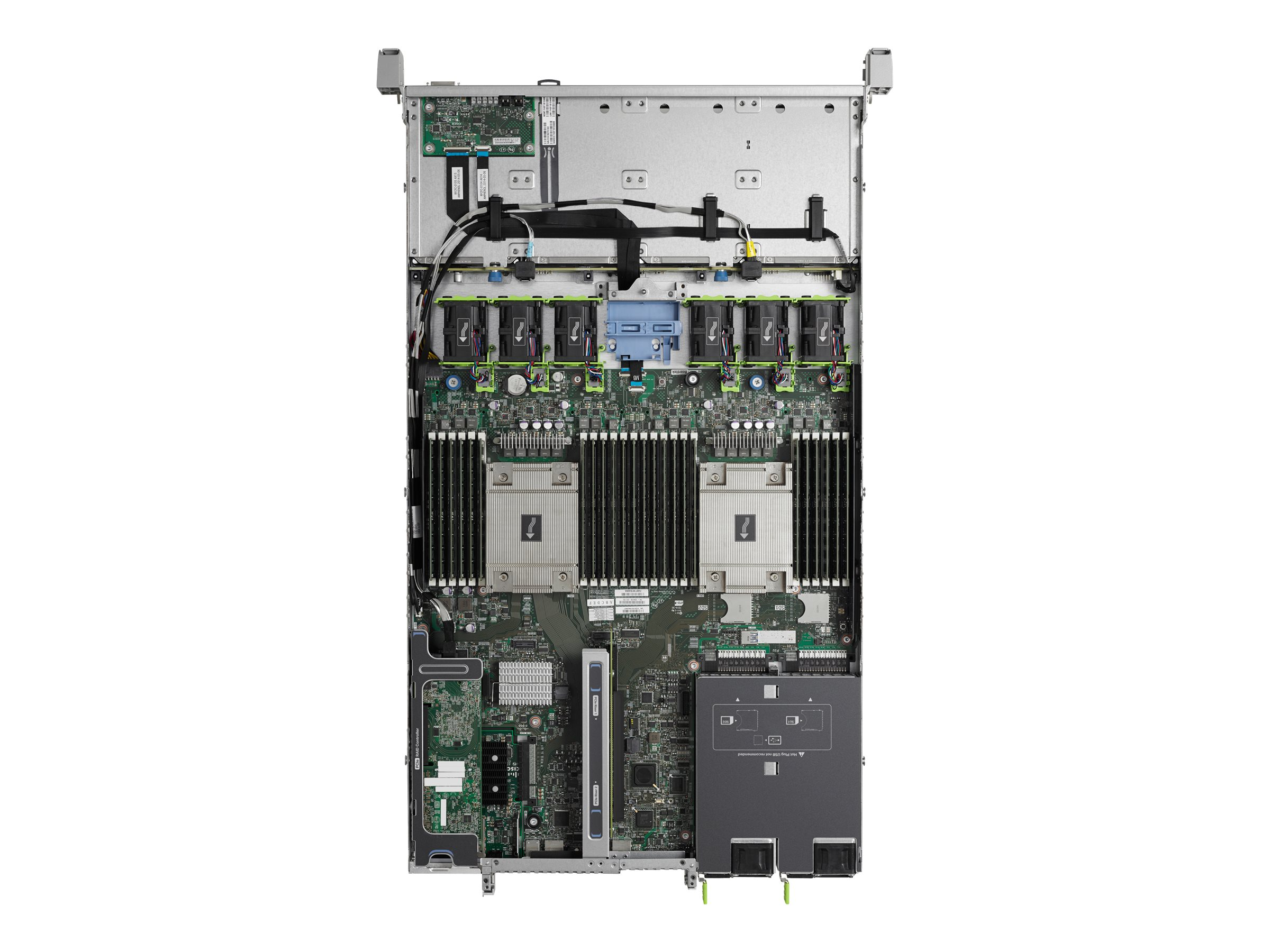 Cisco UCS SP Select C220 M4S Std 2 (2x)Xeon E5-2620, UCS-SPL-C220M4-S2
