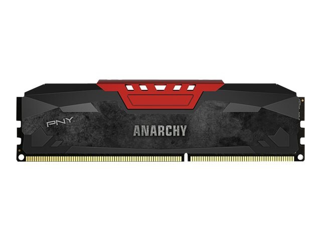 PNY 8GB PC3-14900 240-pin DDR3 SDRAM DIMM, MD8GSD3186610AR, 29830631, Memory