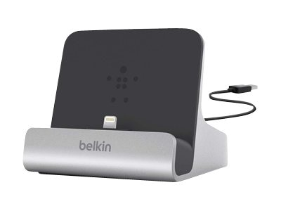 Belkin Express Dock for iPad w  Built-in USB Cable, 4ft, F8J088BT