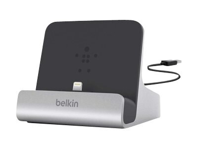 Belkin Express Dock for iPad w  Built-in USB Cable, 4ft, F8J088BT, 16337901, Docking Stations & Port Replicators