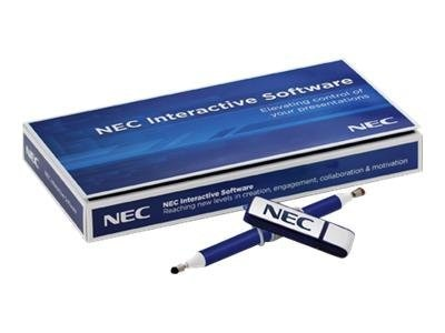 NEC Interactive Software, Single License with Stylus Pen, NP01SW, 14514678, Monitor & Display Accessories