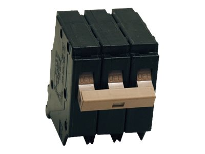 Tripp Lite Circuit Breaker CH 208V 3-phase 60A 3-pole, SUBB360, 11556143, Premise Wiring Equipment
