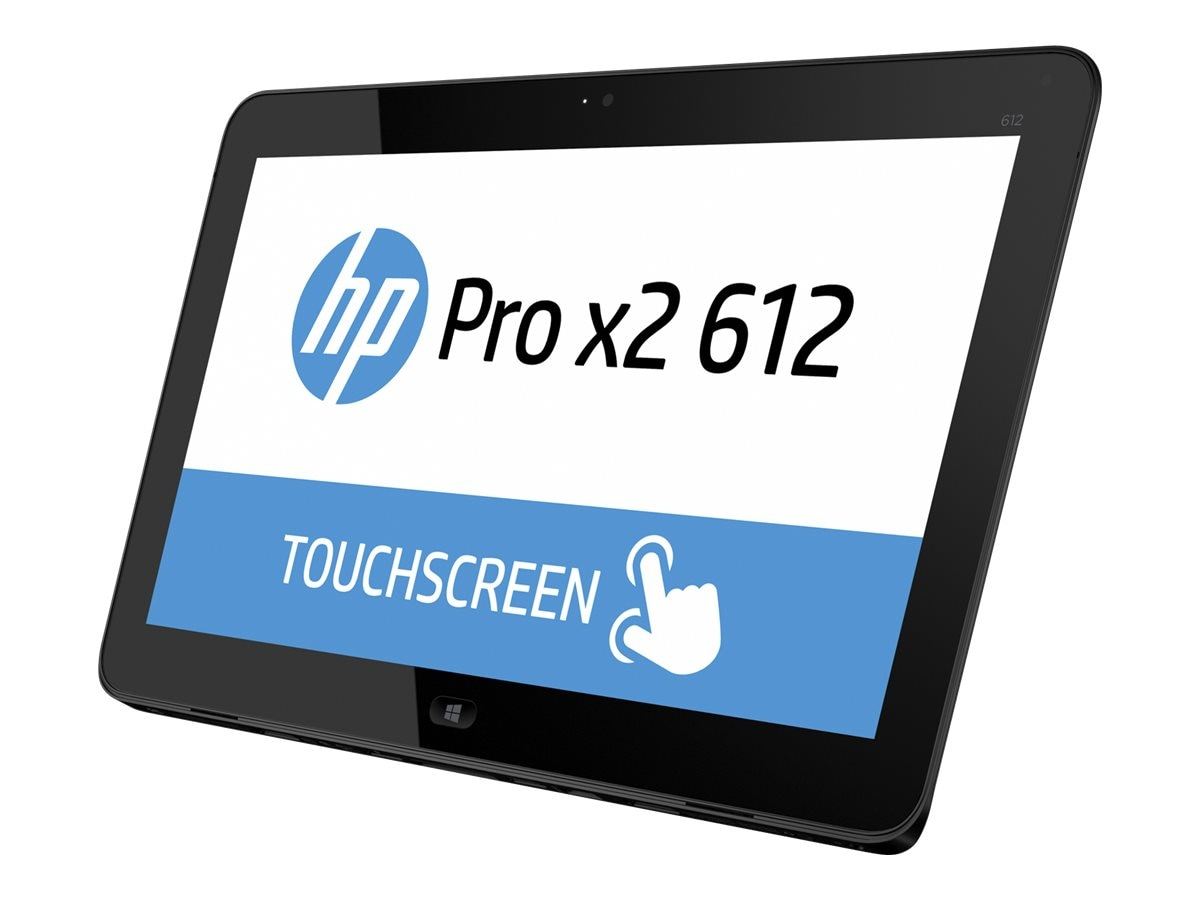 HP Pro x2 612 G1 1.6GHz processor Windows 8.1 Pro 64-bit, J8V93UT#ABA, 17702092, Tablets