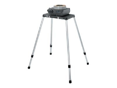 Da-Lite Project-O-Table Model 203 Projection Table With Telescoping Legs, 42068, 5848633, Computer Carts