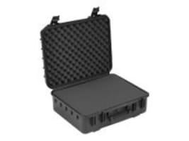 Samsonite Military Standard Injection Molded Case, with Dual Dividers, Black, 9.87 x 7 x 6.13, 3I-0907-6B-DD, 10104321, Carrying Cases - Other