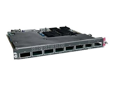 Cisco Catalyst 6500 8-Port Module, WS-X6708-10G-3CXL, 8645962, Network Device Modules & Accessories