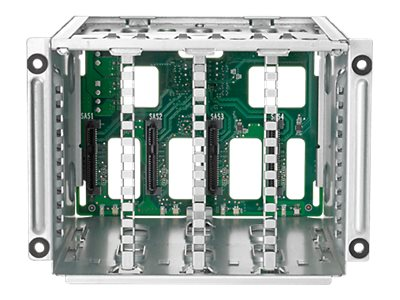 HPE ML30 Gen9 8 Small Form Factor Hot Plug Hard Drive Cage Kit, 822756-B21, 30978165, Drive Mounting Hardware