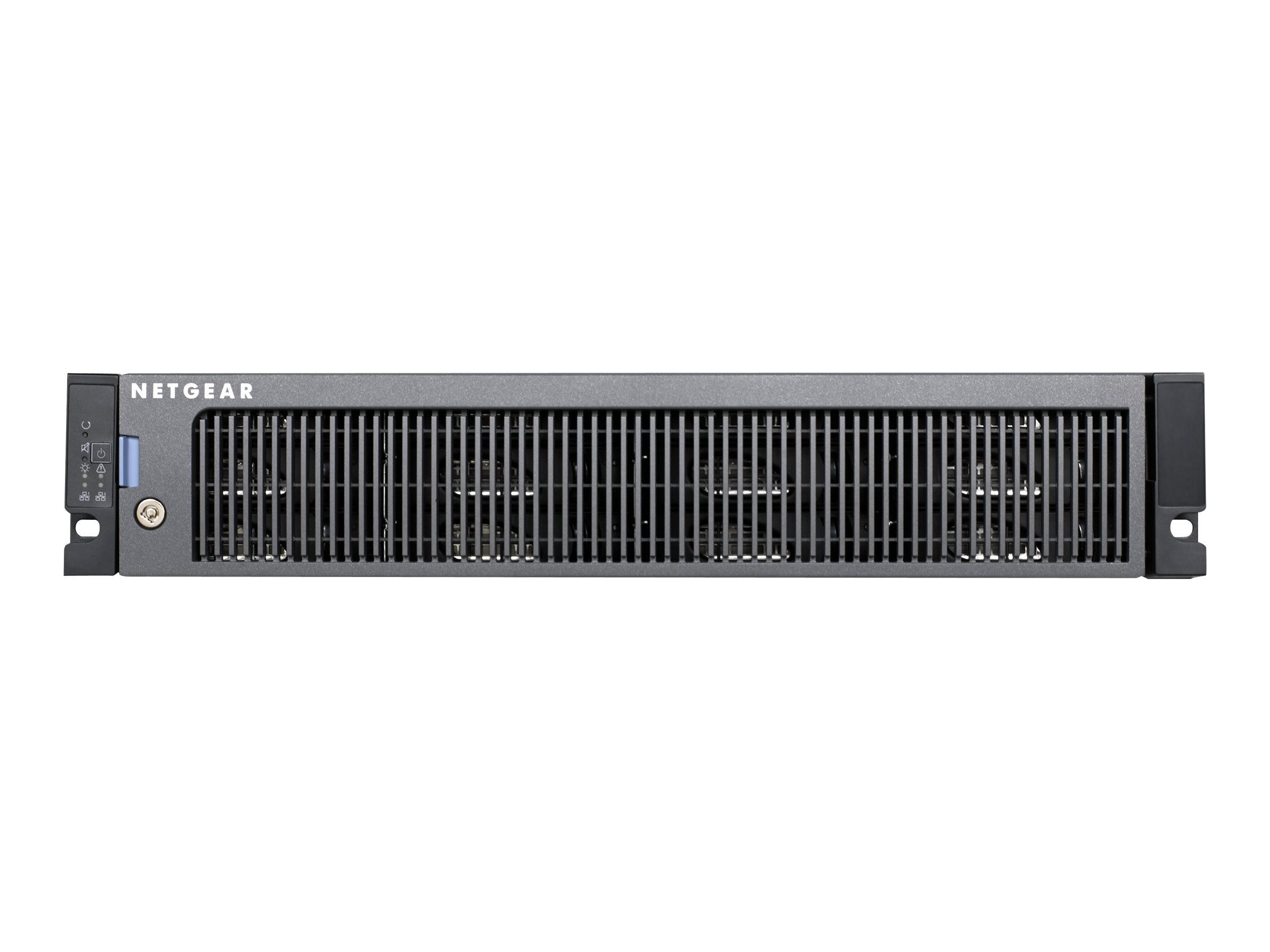Netgear ReadyNAS 4312X Network Attached Storage w  12x3TB Enterprise Hard Drives, RR4312X3-10000S