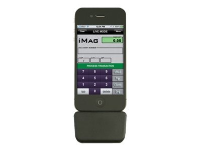 ID Tech iMag Pro II w  Apple Lightning Connector for iPhone 3G 3GS, 4, 5, iPod Touch, IDMR-AL30133