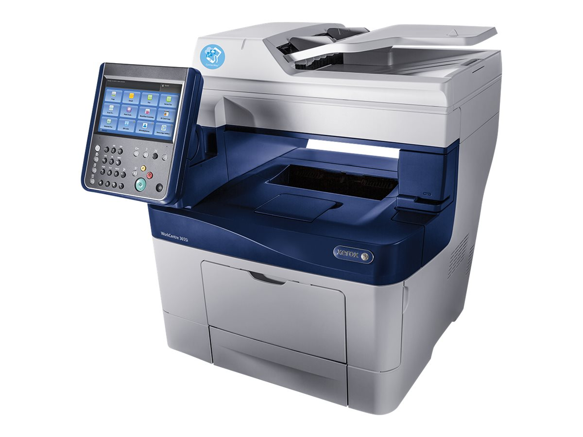 Xerox WorkCentre 3655I Mono Multifunction Printer, 3655I/S