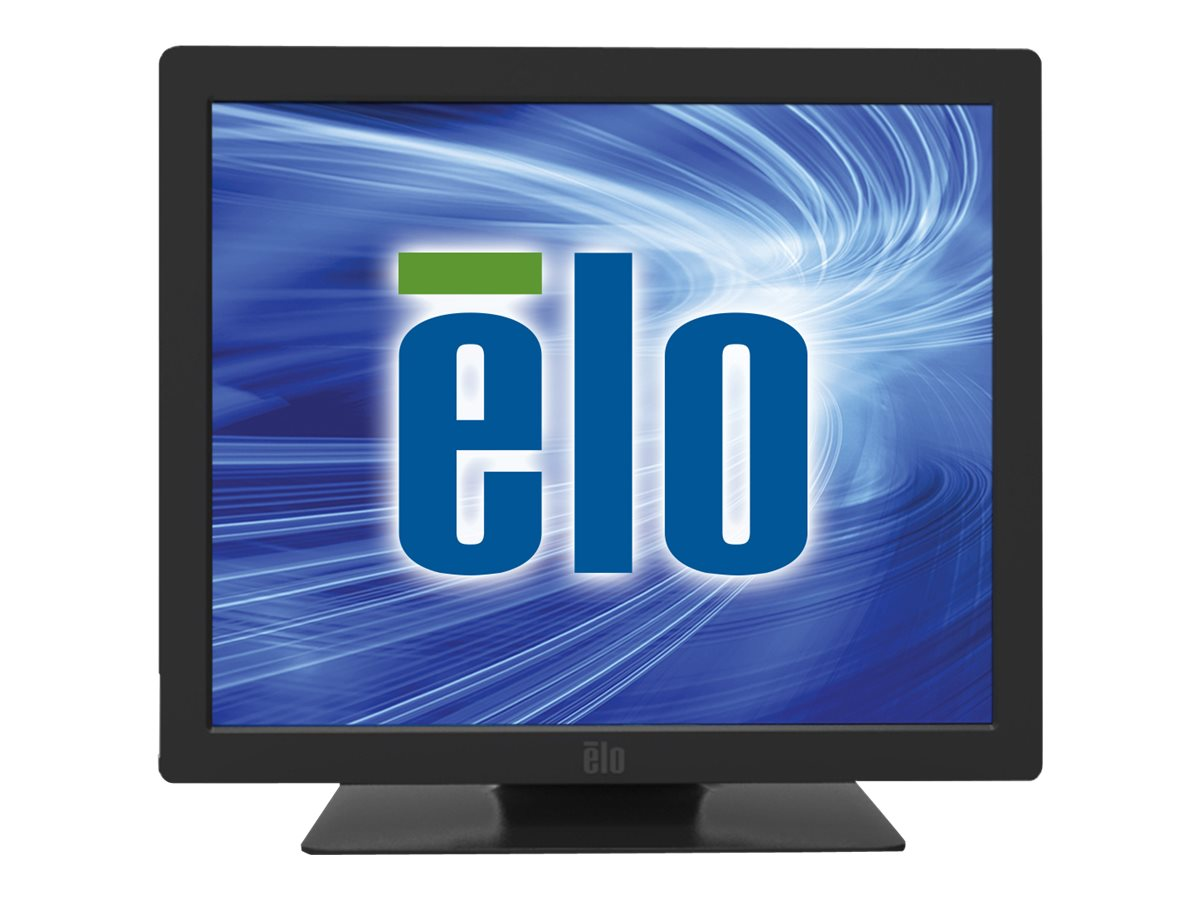 ELO Touch Solutions 1929LM 19 LED Panel VGA HDMI USB RS-232 Touch Anti-Glare Black, E000168, 22899571, POS/Kiosk Systems
