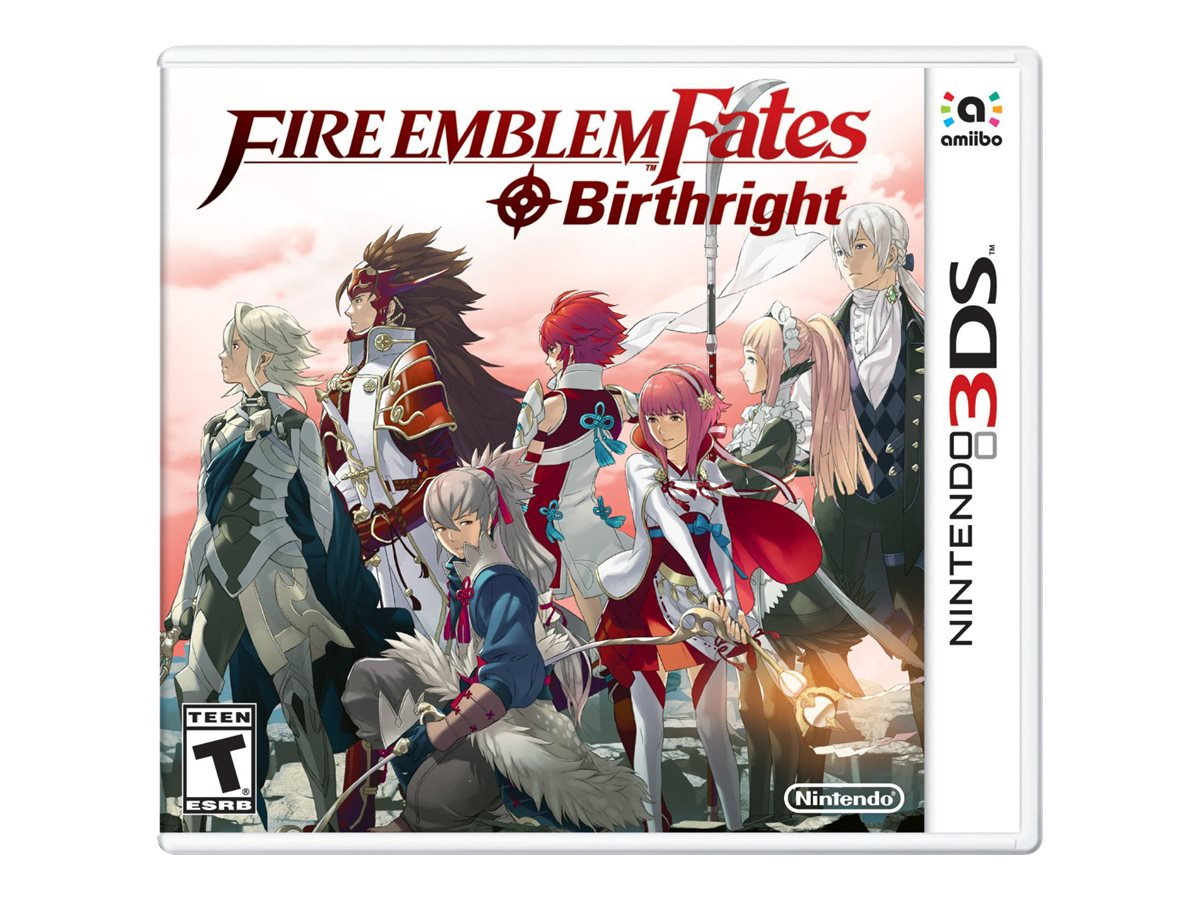 Nintendo Fire Emblem Birthright, 3DS, CTRPBFXE