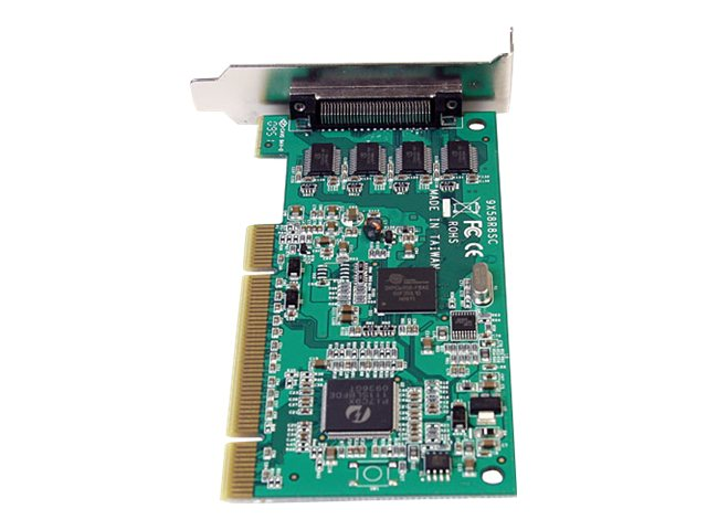 StarTech.com 8Pt. LP PCIe Serial Adapter Card w  16950 UART, PCI8S950LP