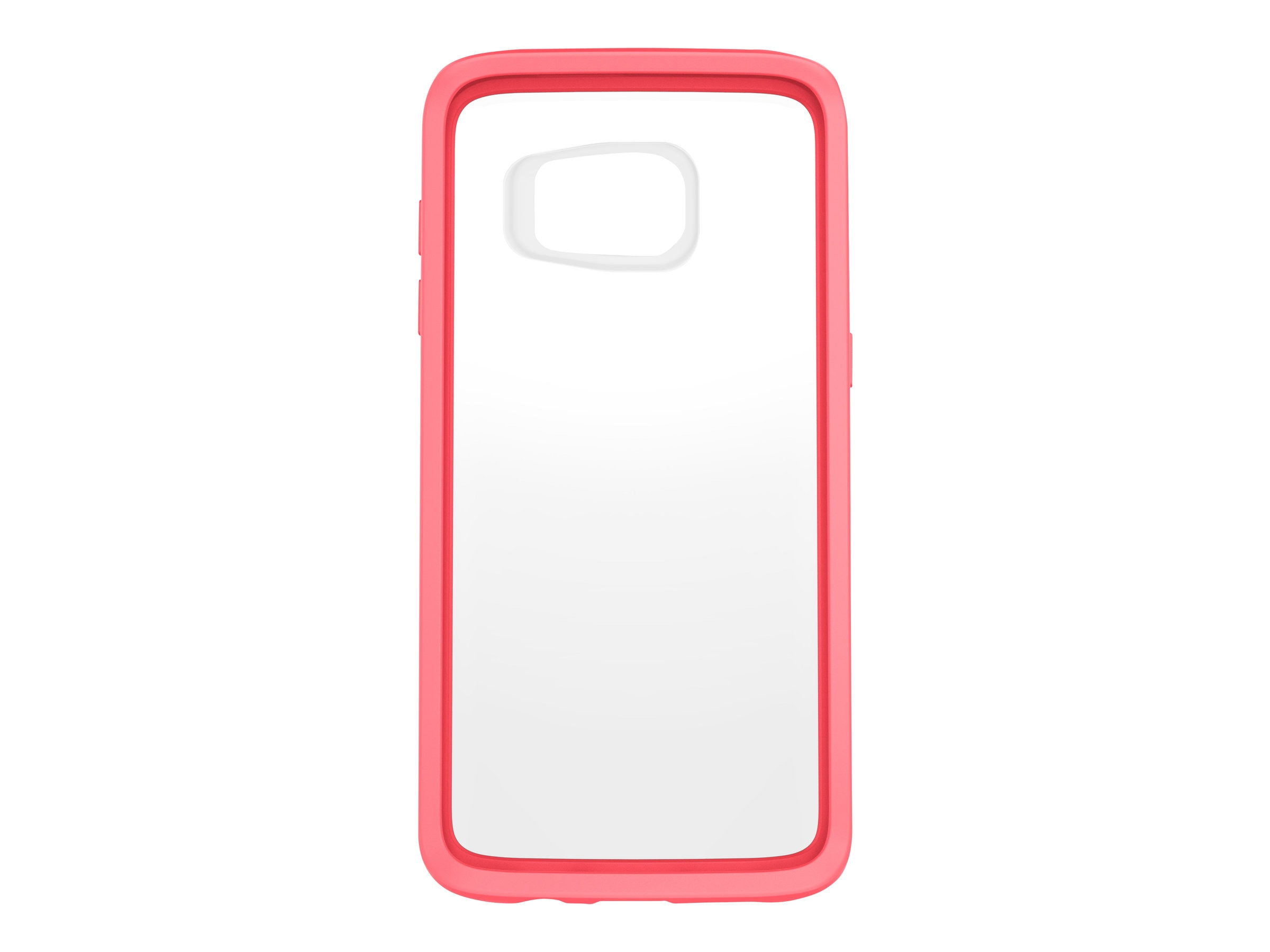OtterBox Clear Symmetry Series Case for Samsung Galaxy S7 Edge, Pink Crystal