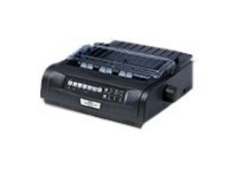 Oki MicroLine ML420 Dot Matrix Printer, 91909701, 435961, Printers - Dot-matrix