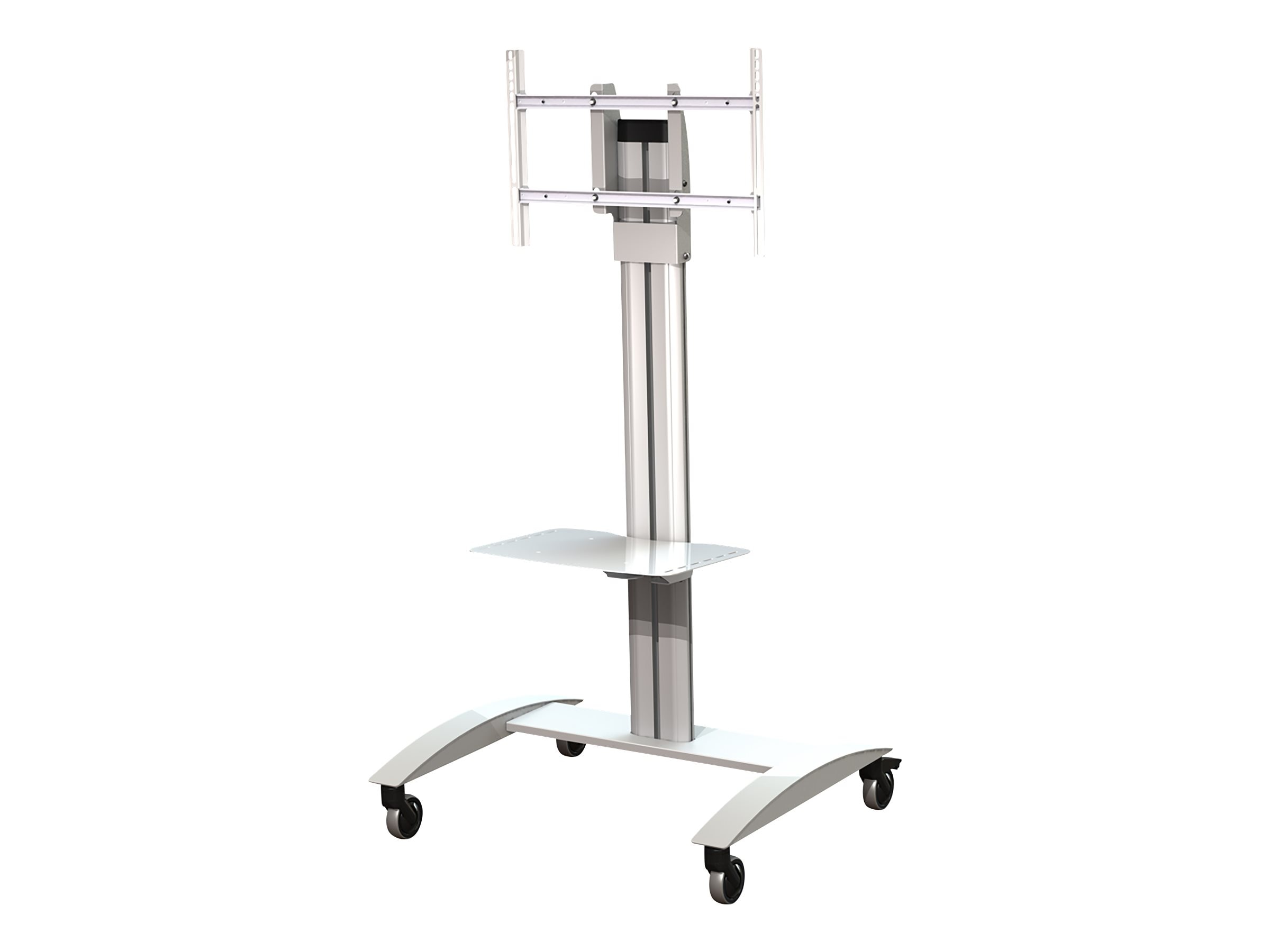 Peerless Cart with Metal Shelf, SR560M-AW, 13419214, Stands & Mounts - AV