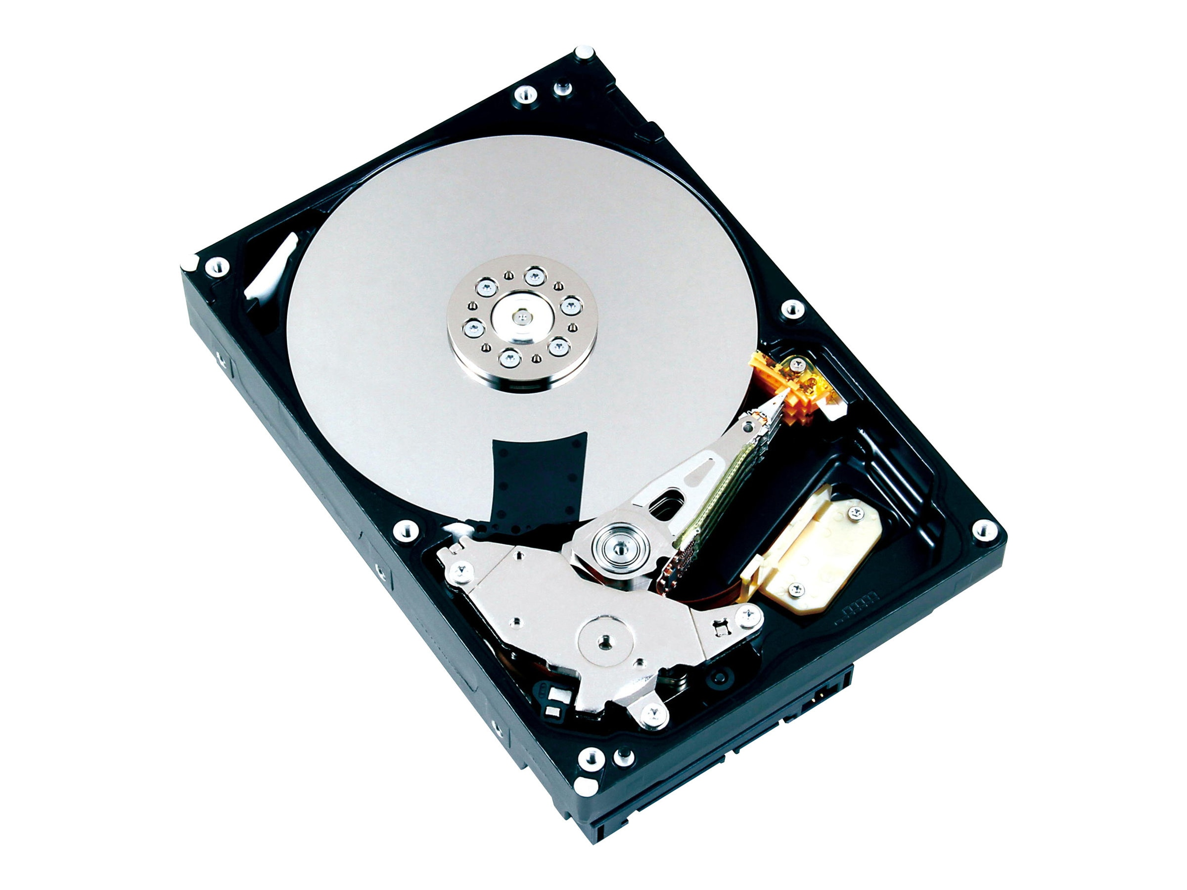 Toshiba 500GB 7200RPM SATA Internal Hard Drive, HDKPC01