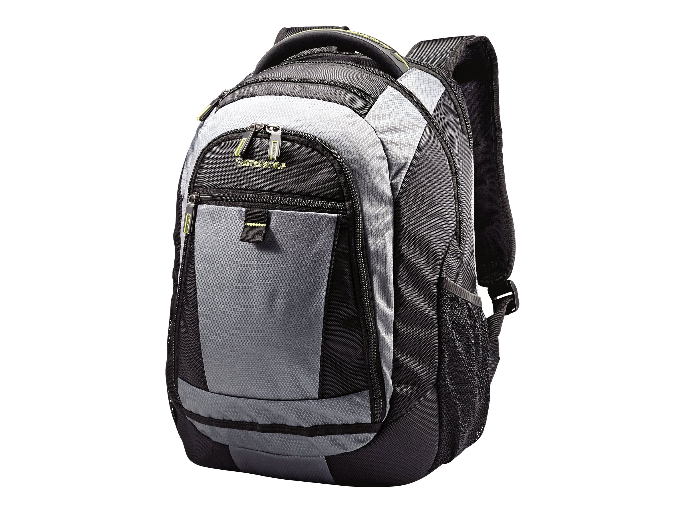 Stephen Gould Tectonic 2 Medium Backpack 15.6, Black Lime, 62364-2606