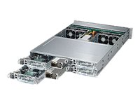 Supermicro Barebones, SuperServer 2028TP-HC1TR 2U RM 4xNodes (2x)E5-2600 v3 Family Max.1TB DDR4 6x2.5 HS Bays, SYS-2028TP-HC1TR, 17834685, Barebones Systems