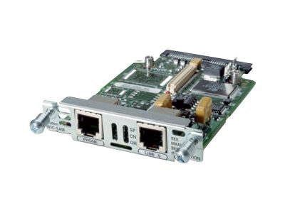 Cisco 1-Port Analog-Modem Interface Card