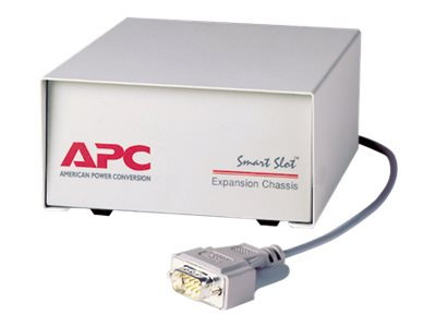 APC SmartSlot Expansion Chassis (AP9600), AP9600, 39184, Battery Backup Accessories