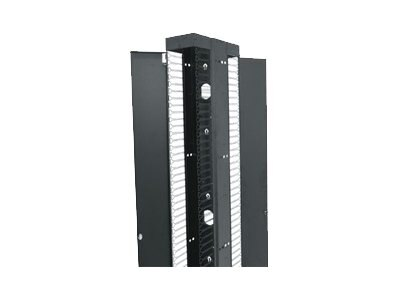Middle Atlantic Vertical Cable Duct, 45U, VCD-10-45-DC, 18006777, Rack Cable Management