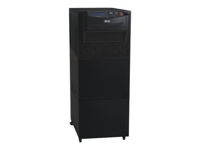 Tripp Lite SmartOnline 20kVA 120 208V 3-Phase Extended Runtime Tower UPS, SU20K3/3XR5, 7939299, Battery Backup/UPS