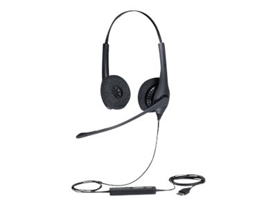 Jabra Biz 1500 Duo USB Headset, 1559-0159