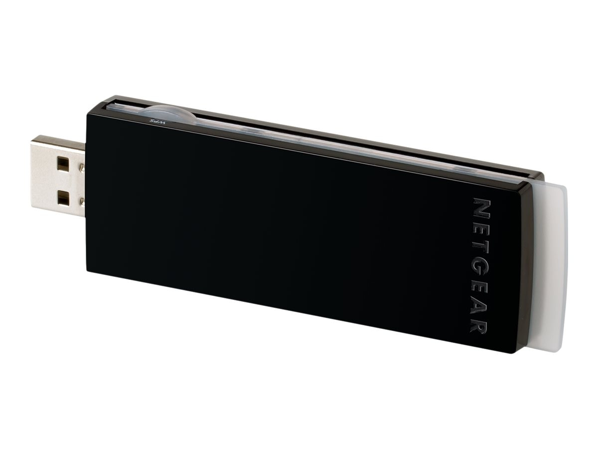 Netgear N900 11ABGN USB 2.0 Wireless Dual-Band Adapter, WNDA4100-100NAS