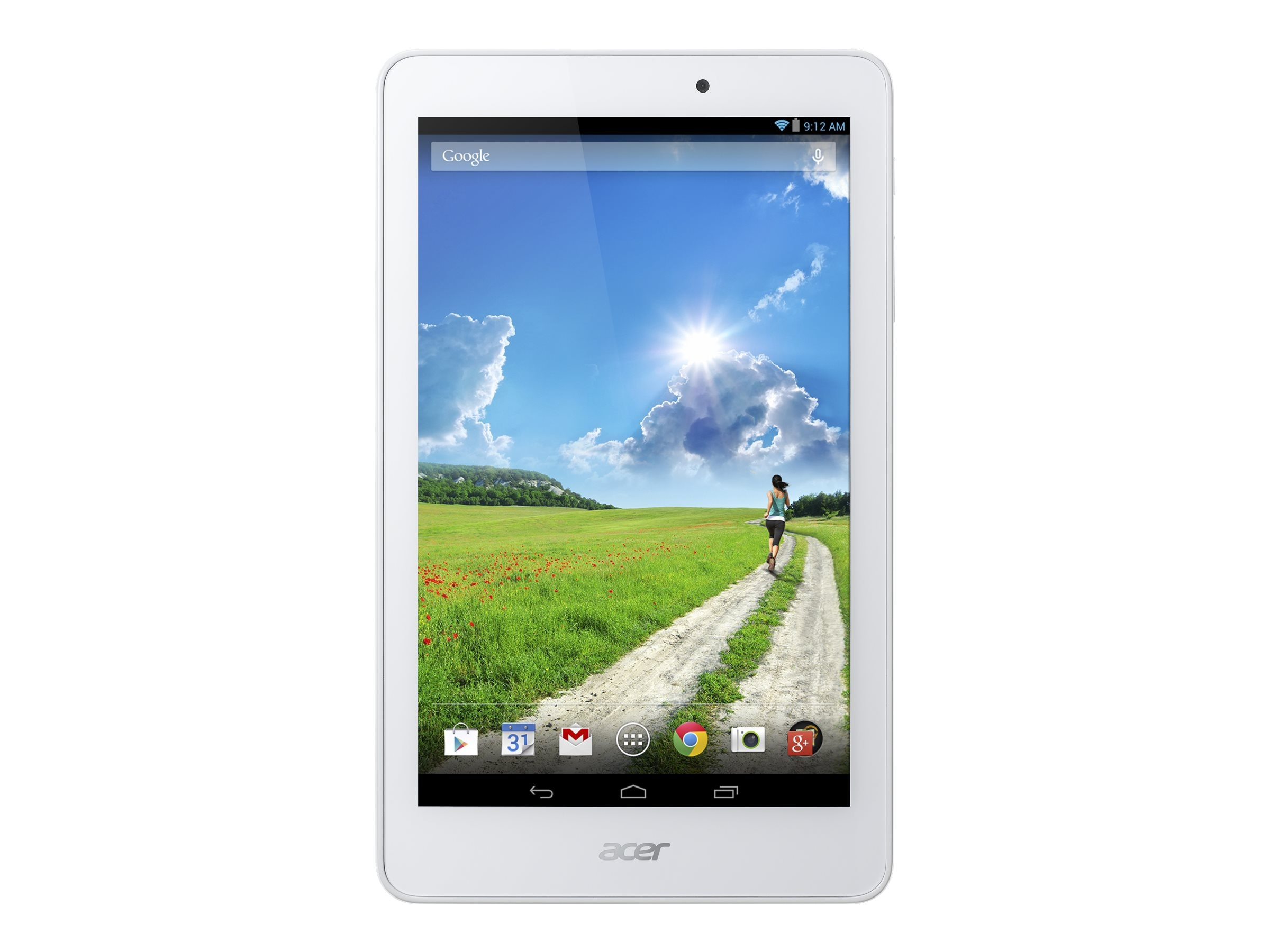 Acer Iconia B1-810-12FY 1.33GHz processor Android 4.4 (KitKat), NT.L7JAA.004, 30878834, Tablets