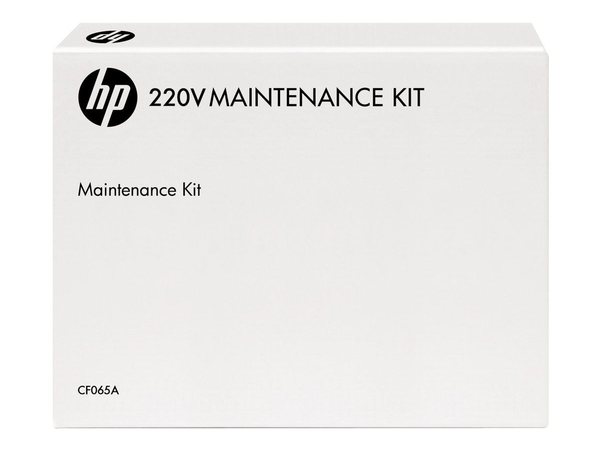 HP CF065A 220V Maintenance Kit, CF065A, 13527506, Printer Accessories