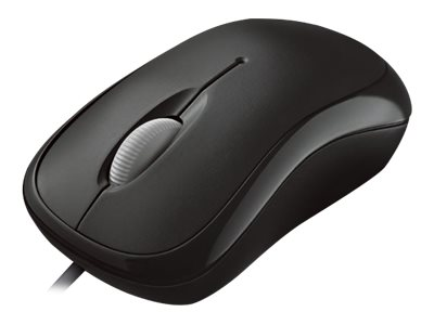 Microsoft Basic Optical Mouse, USB, Black, P58-00061, 14900405, Mice & Cursor Control Devices
