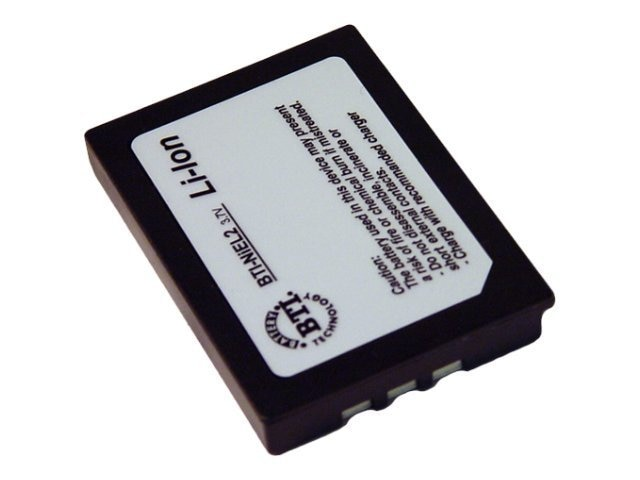 BTI Battery, Lithium-Ion, 3.7V, 900mAh, for Nikon COOLPIX 2000, 2500, NI-EL2, 7926480, Batteries - Camera