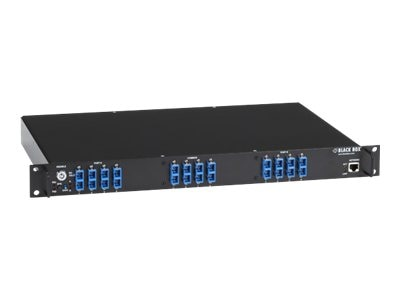 Black Box 4-Port Network Backup Fiber MM Switch