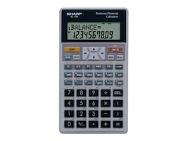 Sharp EL738C 12 Digit Amortization Financial Calculator, EL738C, 8738157, Calculators